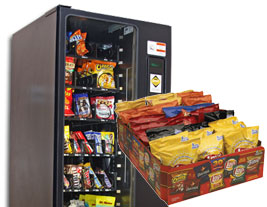 wholesale vending machine snacks